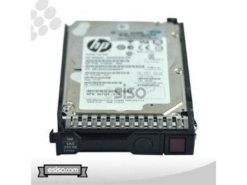 Hewlett Packard 653957-001 Hpq 600GB 10k 6g Sas 2.5in Hdd