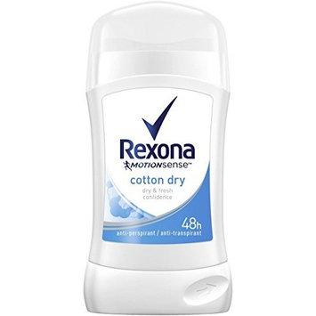 Rexona Women Cotton Dry Deodorant Stick x 40 ml by Rexona