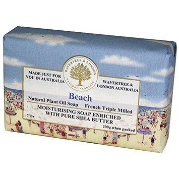 Wavertree & London Beach luxury soap by Simple Scents Australia