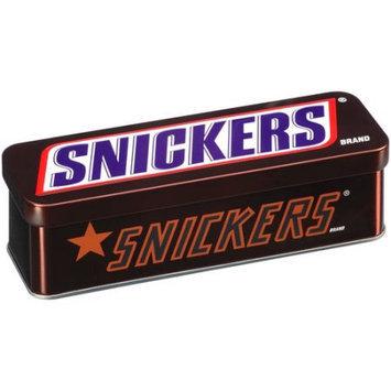 Snickers Minis in a Nostalgic Tin, 3.75 oz