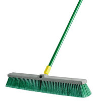 Quickie BULLDOZER 24 in. Indoor/Outdoor Push Broom