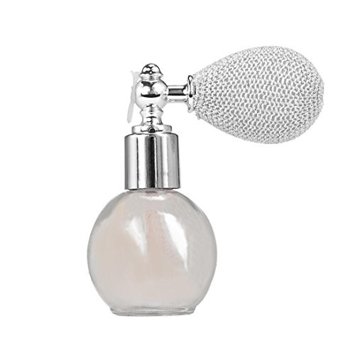 Shimmer Powder Spray, Iuhan® Pressed Powder Loose Powder Spray Moisturizing Brightening Aroma Shimmering Spray Powder Glitter Powder Spray
