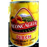 ACONCAGUA PEACH HALVES 29.10 (PACK OF 3)
