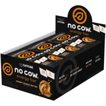 No Cow Energy Bar - CHUNKY PEANUT BUTTER (12 Bars) by no cow at the Vitamin Shoppe