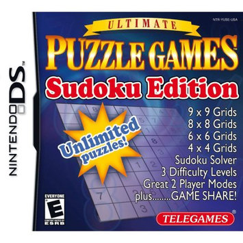 Telegames Ultimate Puzzle Games: Sudoku Edition - TELEGAMES, INC.