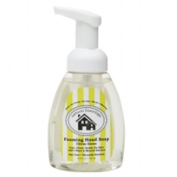 Natural Home Logic Foaming Hand Soap Citrus Grove 8.5fl oz