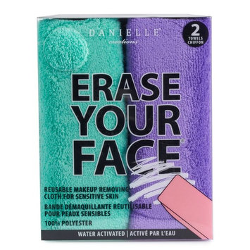 Danielle Creations Erase Your Face Cleansing Cloths
