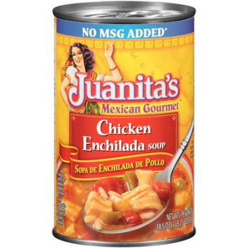Juanita's Foods Juanita's Mexican Gourmet Chicken Enchilada Soup, 18.5 oz