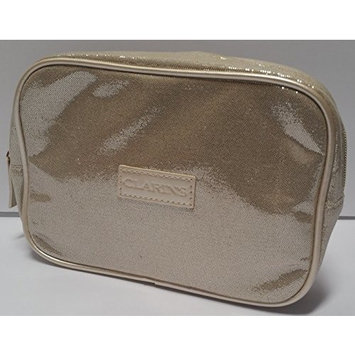 Clarins Medium Size Cosmetic Travel Case Bag Light G