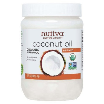 Nutiva® Refined Organic Coconut Oil 29 oz