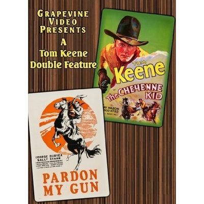 Fye Pardon My Gun/The Cheyenne Kid DVD