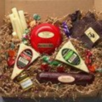 Healthy Heart Cheese and Bison Gift Box