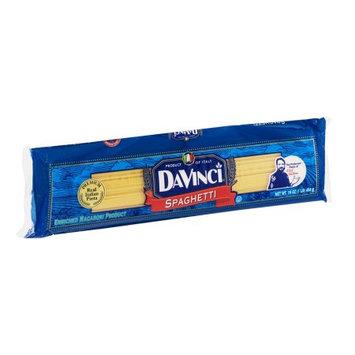 Da Vinci Pasta, Long Cuts, Spaghetti, 16 OZ (Pack of 4)