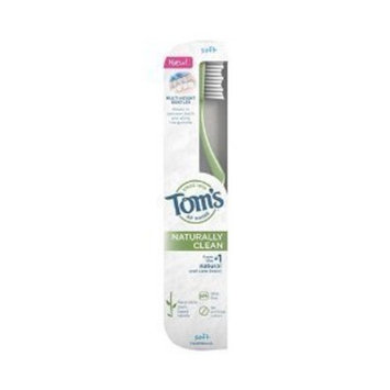 Toms Of Maine - Tom'S Of Maine Adult Toothbrush - Soft - Case Of 6 (Pack of 6) - Pack Of 6