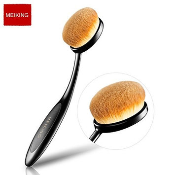 Liquid Cream Foundation Cosmetic Makeup Brush By MEIKING