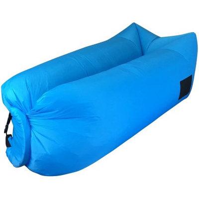 AeroLounger Inflatable Lounger - Blue