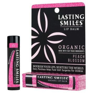 Lasting Smiles® Peach Blossom Organic Lip Balm-0.15 oz