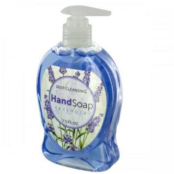 Bulk Buys KL18610 Lavender Deep Cleansing Hand Soap