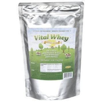 Vital Whey Natural Vanilla 2.5lb bag
