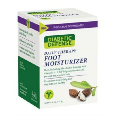 Pedifix Foot Moisturizer Diabetic Defense 4 Oz. Tube P3620 Box Of 1