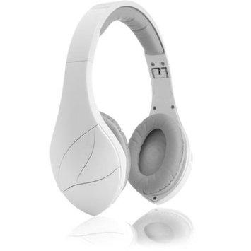 VELODYNE vFree On-Ear Bluetooth Headphones Gloss White