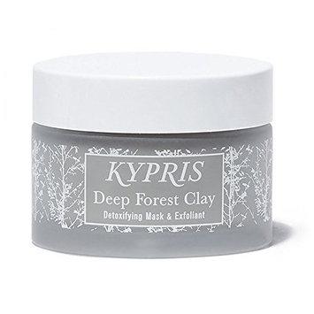 KYPRIS - Natural Deep Forest Clay Detoxifying Mask + Exfoliant (1.55 fl oz/46 ml)