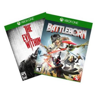 Alliance Distributors Xbox One Gamers Value Pack with 2 games (Xbox One)