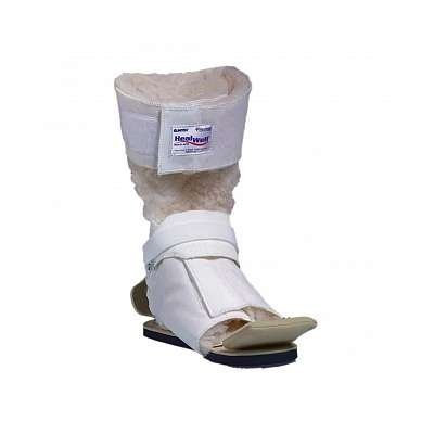 FLA Orthopedics 58-120604 Contracture Afo Splint With Transfer Pad Large White