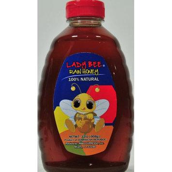 Lady Bee Honey Lady Bee Raw Honey 32 Oz