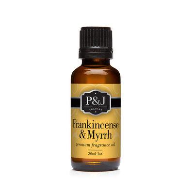 Frankincense & Myrrh Fragrance Oil - Premium Grade Scented Oil - 30ml