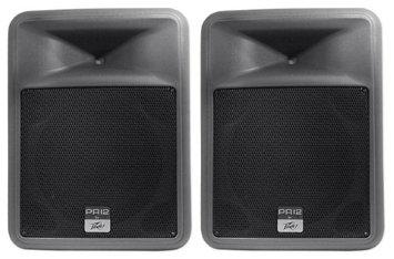 Brand New Peavey Pr 12 12' 800 Watt Two Way Lightweight Portable Pa Speaker w/ Neo Magnet