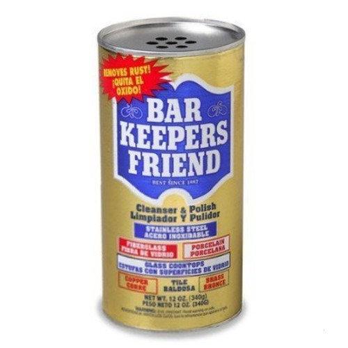 Bar Keepers Friend® Cleanser & Polish: 15 OZ [1]