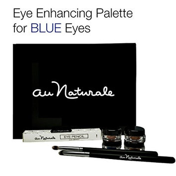 Au Naturale Organic Eye Enhancing Palette for Brown Eyes