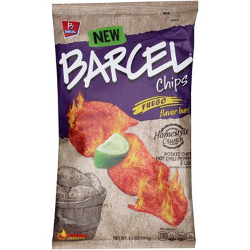 Barcel Fuego Flavor Burst Potato Chips, 4.1 oz