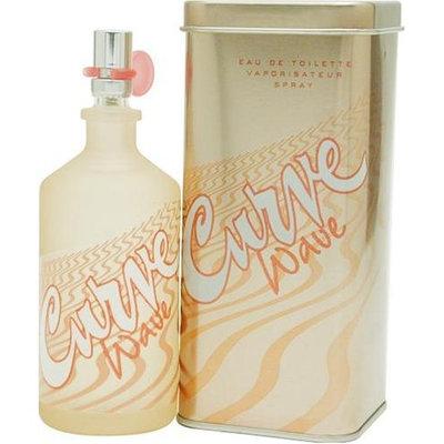Curve Wave by Liz Claiborne for Women 3.4 oz Eau de Toilette Spray [Eau De Toilette Spray]