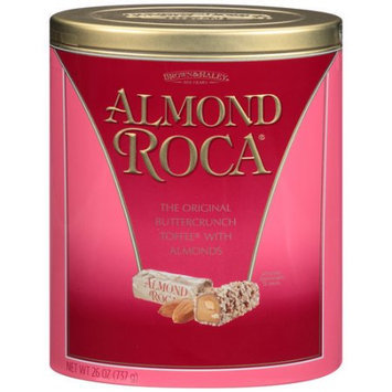 Almond Roca Large Oval Tin of Almond Roca, 26 oz
