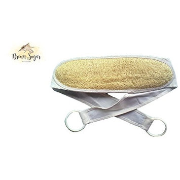 Luxuries Exfoliating 100% Natural Luffa & Loofah Back and Body Scrubber for Shower for Men And Women