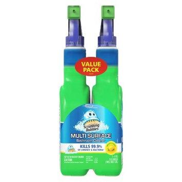 Scrubbing Bubbles Multi-Surface Bathroom Cleaner Spray - 2pk / 32 fl oz