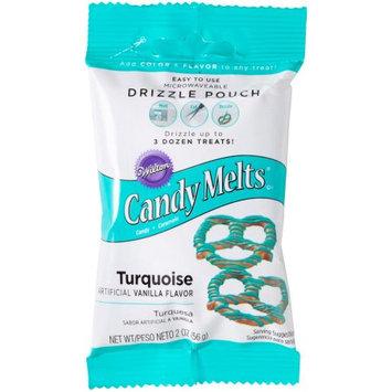 Wilton Drizzle Pouch 2oz-Turquoise