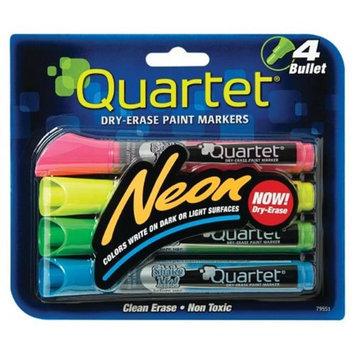 Quartet Neon Dry Erase Markers