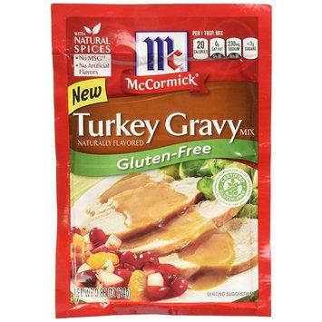 McCormick Gluten Free Turkey Gravy, 0.88 oz (Pack of 6)