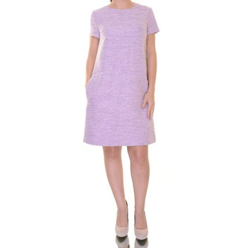 Fresco Pink Dress Short Sleeve Size 0 NWT - Movaz
