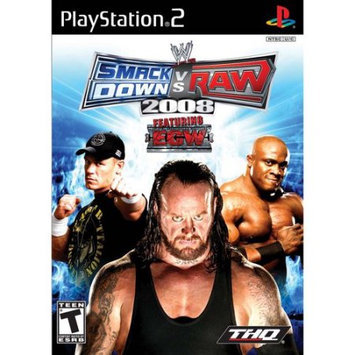 Thq, Inc. PS2 - WWE Smackdown vs. Raw 2008