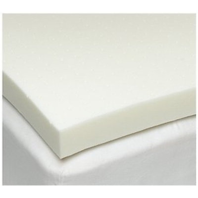 Full / Double 4 Inch iSoCore 5.0 Memory Foam Mattress Topper with Two Contour Pillows included American Made