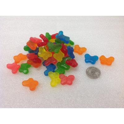 Beulah's Candyland Sugar Free Gummi Butterflies bulk sugar free candy 2 pounds
