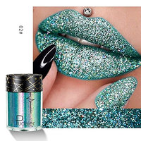 Multipurpose Shimmer Glitter Eye Shadow Powder Palette Matte Eyeshadow Cosmetic