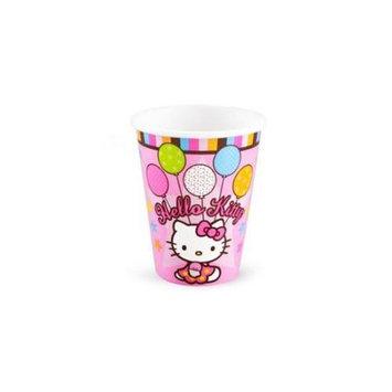Amscan 162507 Hello Kitty Balloon Dreams 9 oz. Cups