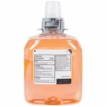 Gojo 5162-03 CPC 1250 ml Foam Antibacterial Hand Wash Refill - Case of 3