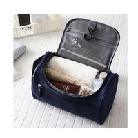 Hanging Toiletry Travel Bag for women Men, Large Cosmetic Organizer Bag Toiletries Shower Kit, Waterproof Travel Size Makeup Luggage Compartment Organizer Portable Camping Backpacking Accessories
