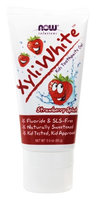 NOW Foods - XyliWhite Kids Toothpaste Gel Strawberry Splash - 3 oz.(pack of 6)